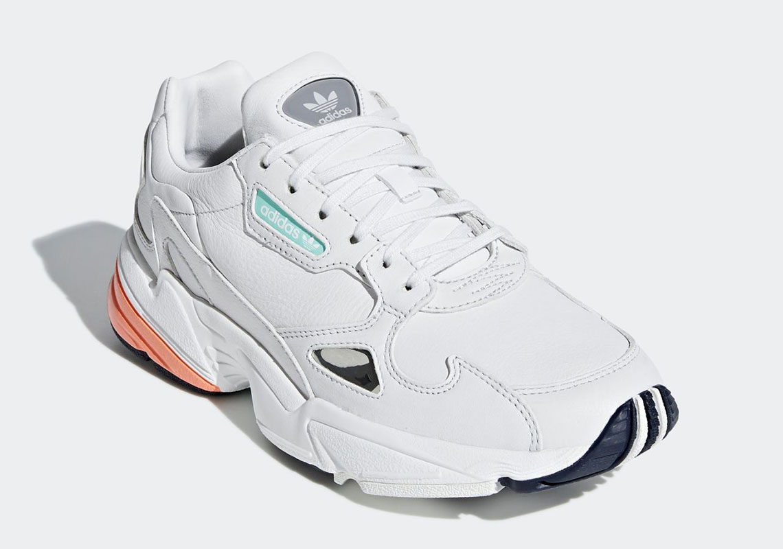 detailed look d4561 3bd26 adidas Falcon 100. Style Code B37845