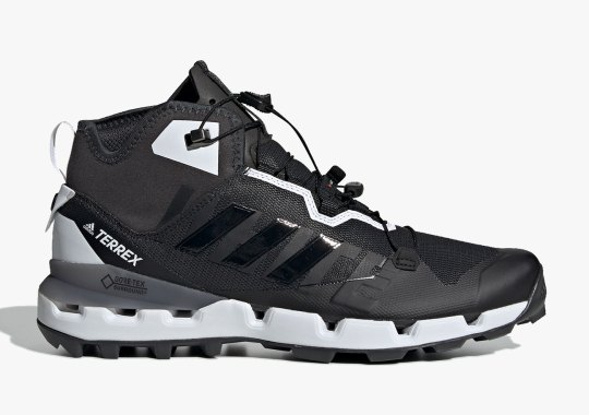 White Mountaineering and Adidas Gear Up The Terrex Fast