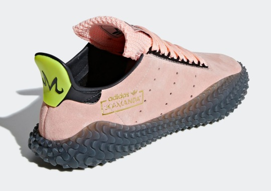 Majin Buu's adidas Dragon Ball Z Kamanda Is Releasing In November