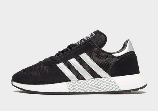 "The adidas Marathon 5923 From The ""Never Made"" Pack Is Dropping In More Colorways"