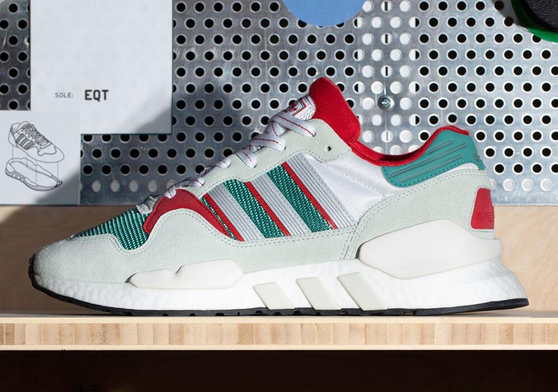 visto ropa Álbum de graduación Cabra  adidas Never Made Collection Release Info | SneakerNews.com