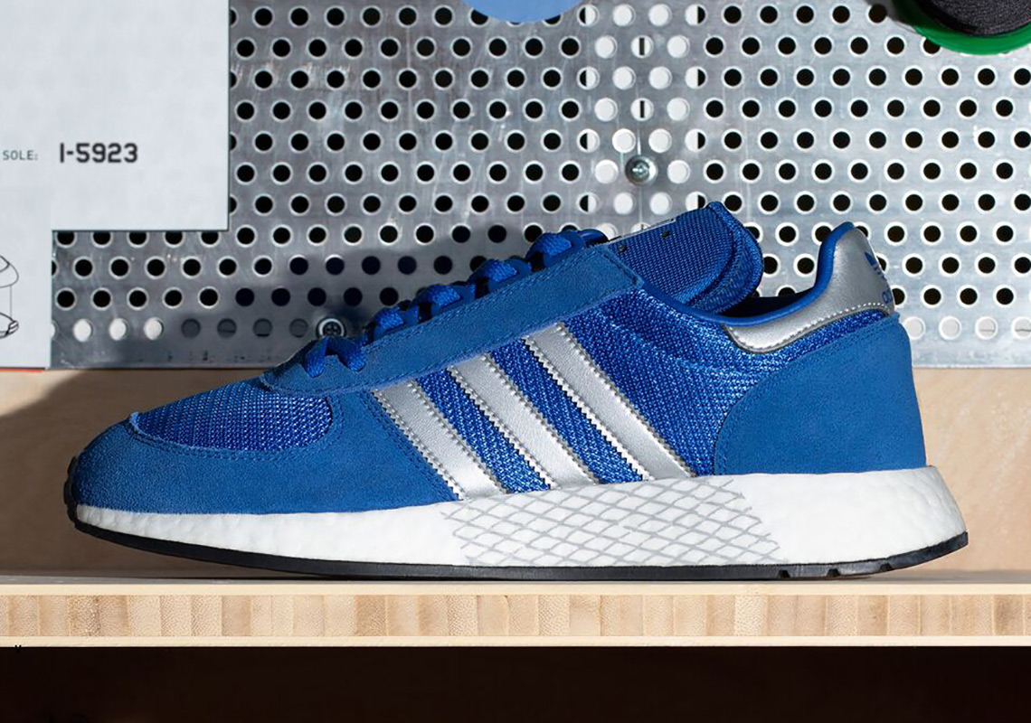 hot sale online 10709 a963b adidas Never Made Collection Release Info  SneakerNews.com