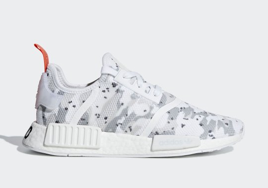 These Wintry adidas NMD R1s Are Releasing On Halloween