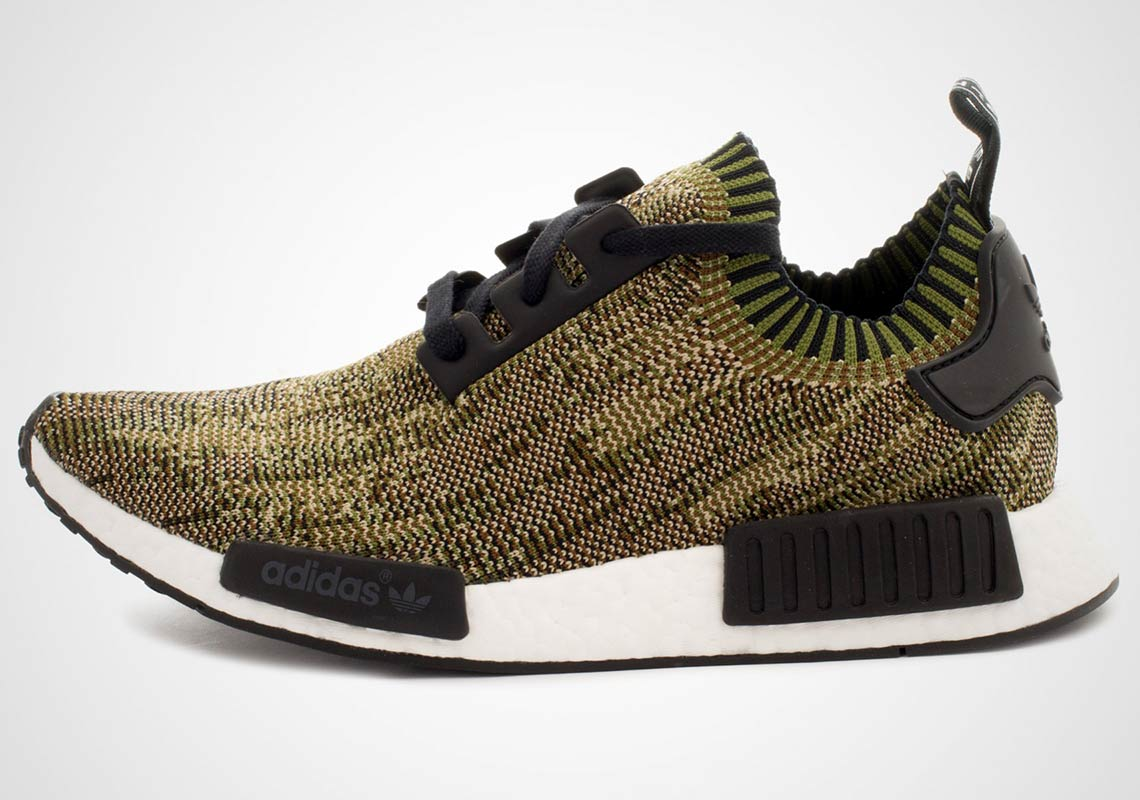 low priced 2a1ed bc55f adidas NMD R1 PK 170. Color CargoCore BlackWhite
