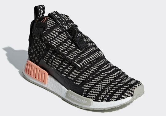 "The adidas NMD TS1 Will Feature An ""Oreo"" Look"