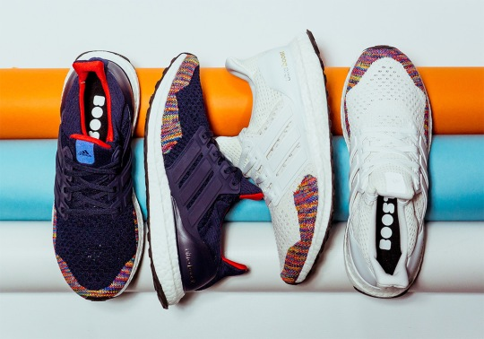 "adidas Ultra Boost 1.0 ""Multi-Color"" Pack Returns"