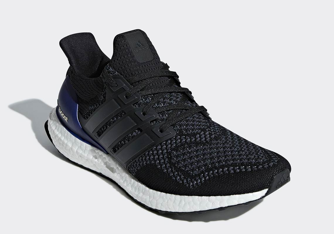 "info for c1b5e e284b adidas Ultra Boost ""OG"" Release Date  December 1, 2018  200. Color  Core  Black Gold Metal Purple"