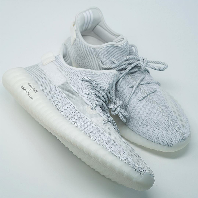 "83a729e5d9452a adidas Yeezy Boost 350 v2 ""Static Reflective"" Release Date  December 26th"