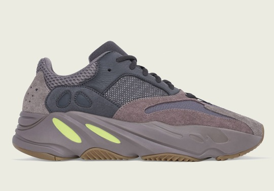 "Official Images Of The adidas Yeezy Boost 700 ""Mauve"""