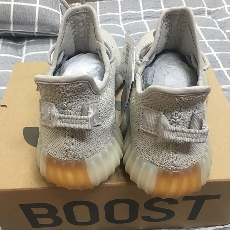 feeb7f5ca96626 adidas Yeezy Boost 350 v2 Sesame Early Release South Korea ...