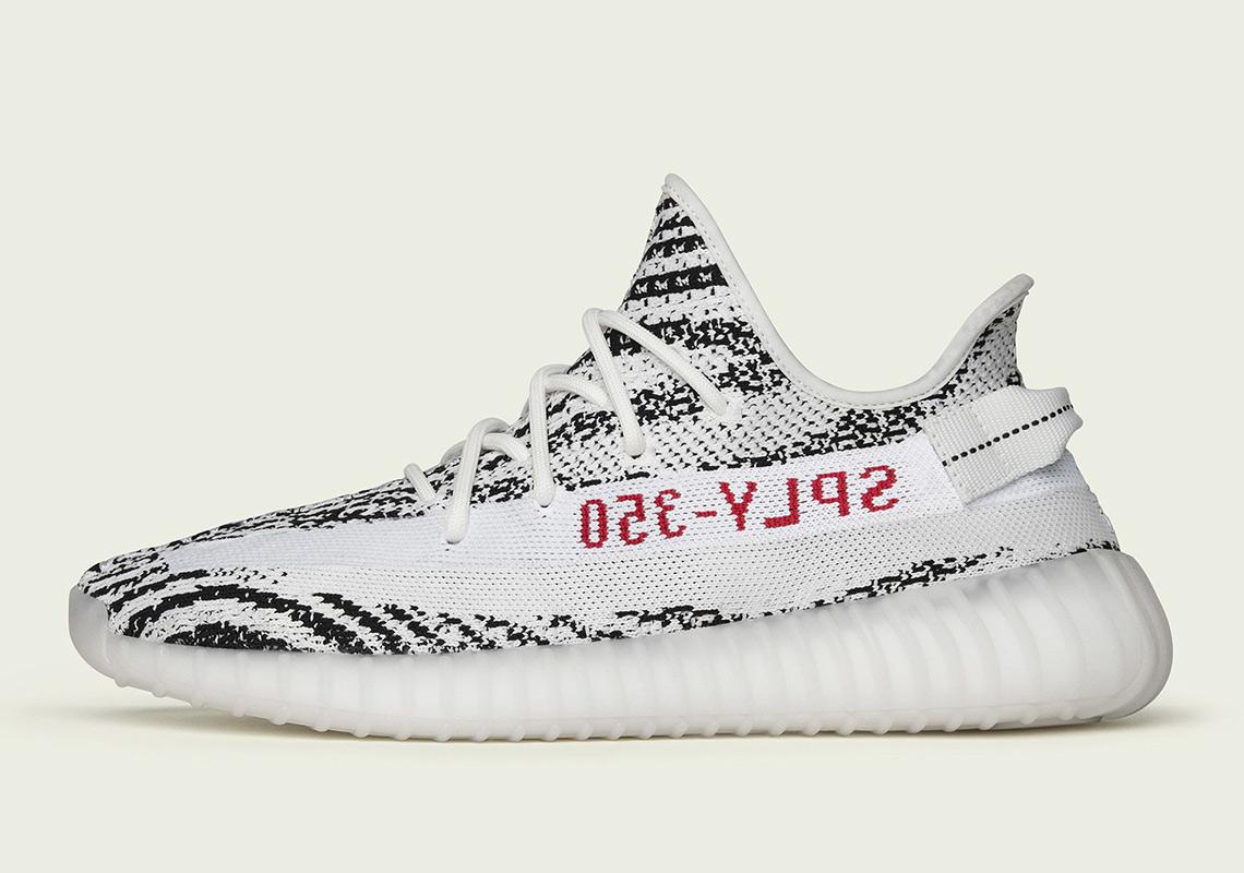 online store 78e75 1b716 adidas Yeezy Boost 350 v2 Zebra Where To Buy   SneakerNews.com
