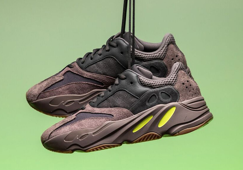 "dd00b2f08 First Look At The adidas Yeezy Boost 700 ""Mauve"". October 1"