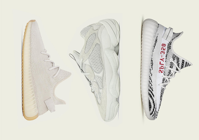 e8f46b8f5d7fd adidas Yeezy Release Dates For November 2018. October 29 ...