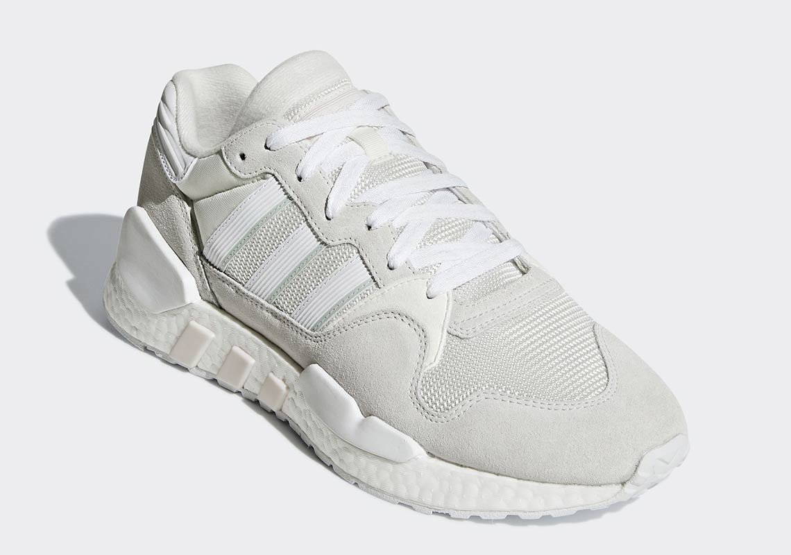 c3578d36ca6 adidas ZX930 Boost White Grey G27831 Release Info