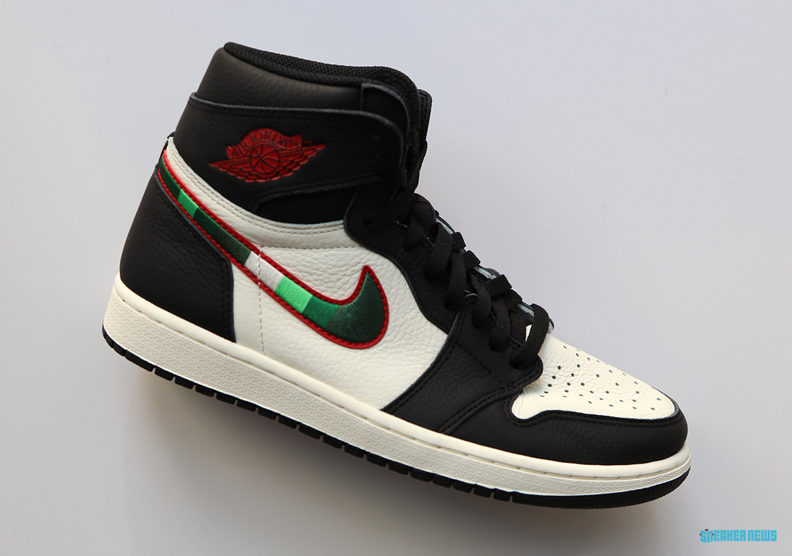"30078e380096bf Detailed Look At The Air Jordan 1 ""A Star Is Born"""