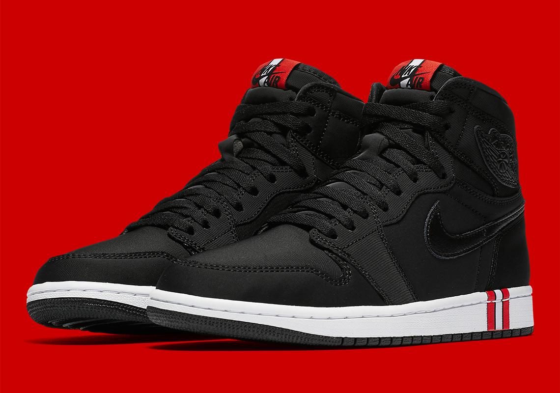 on feet shots of good selling discount shop PSG Jordan 1 AR3254-001 Release Date | SneakerNews.com