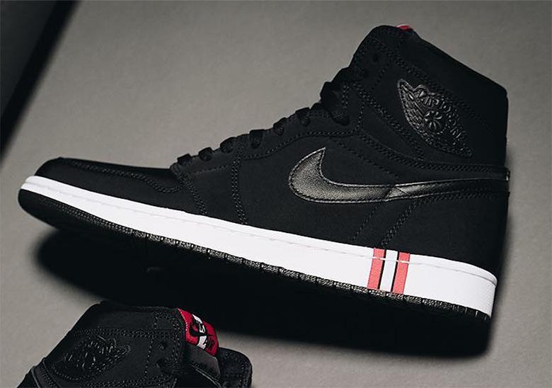 various colors 249b2 157ff Jordan 1 PSG AR3254-001 Where To Buy | SneakerNews.com