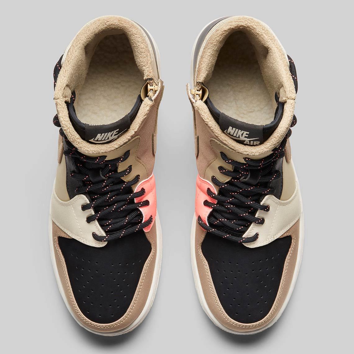 141b67ef37c802 Air Jordan 1 Utility Pack Womens Release Info
