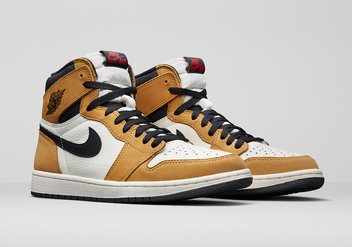 54648afda285f1 Air Jordan 1 Rookie Of The Year Photos + Release Info