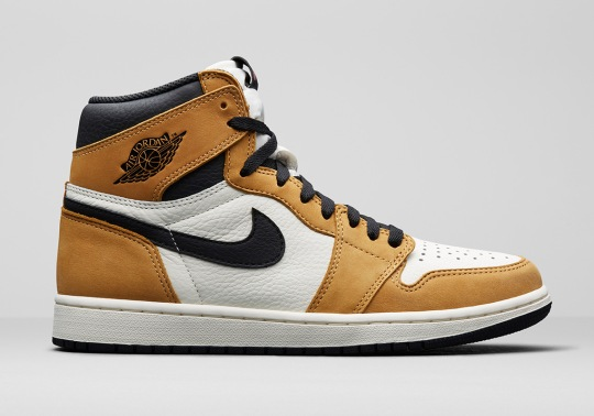 "The Air Jordan 1 Retro High OG ""Rookie Of The Year"" Will Release In Unisex Sizes"