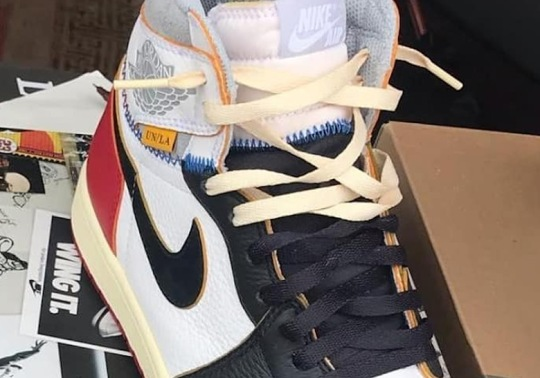 Union To Release Air Jordan 1 Collaboration That Blends Two OG Colorways