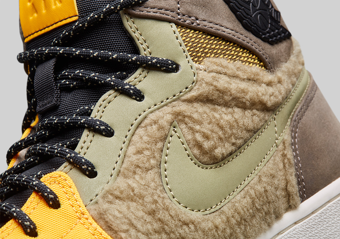 "233d86089f507b Air Jordan 1 ""Utility Pack"" Imagines The AJ1 In Four Ways"