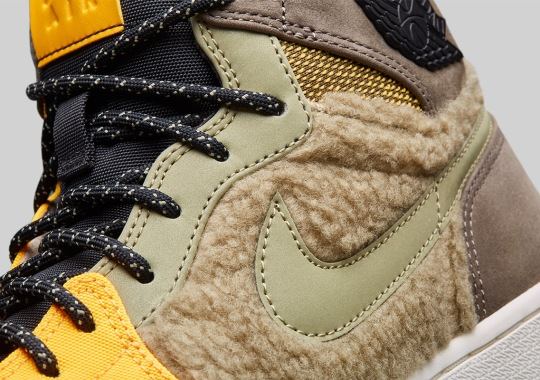 "Air Jordan 1 ""Utility Pack"" Imagines The AJ1 In Four Ways"