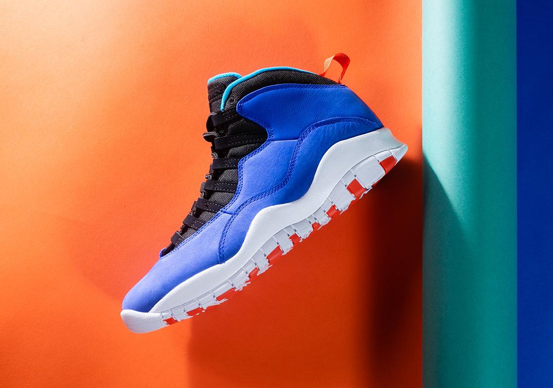 the best attitude 26786 30c0c Air Jordan 10 Tinker Where To Buy | SneakerNews.com