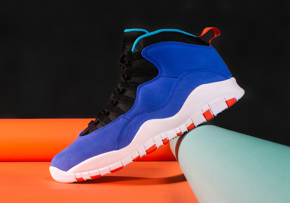 the best attitude 4039a d4c1d Air Jordan 10 Tinker Where To Buy | SneakerNews.com