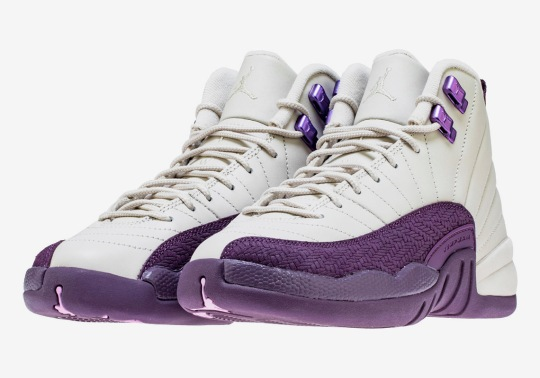 "Air Jordan 12 ""Pro Purple"" Releasing On November 17th"