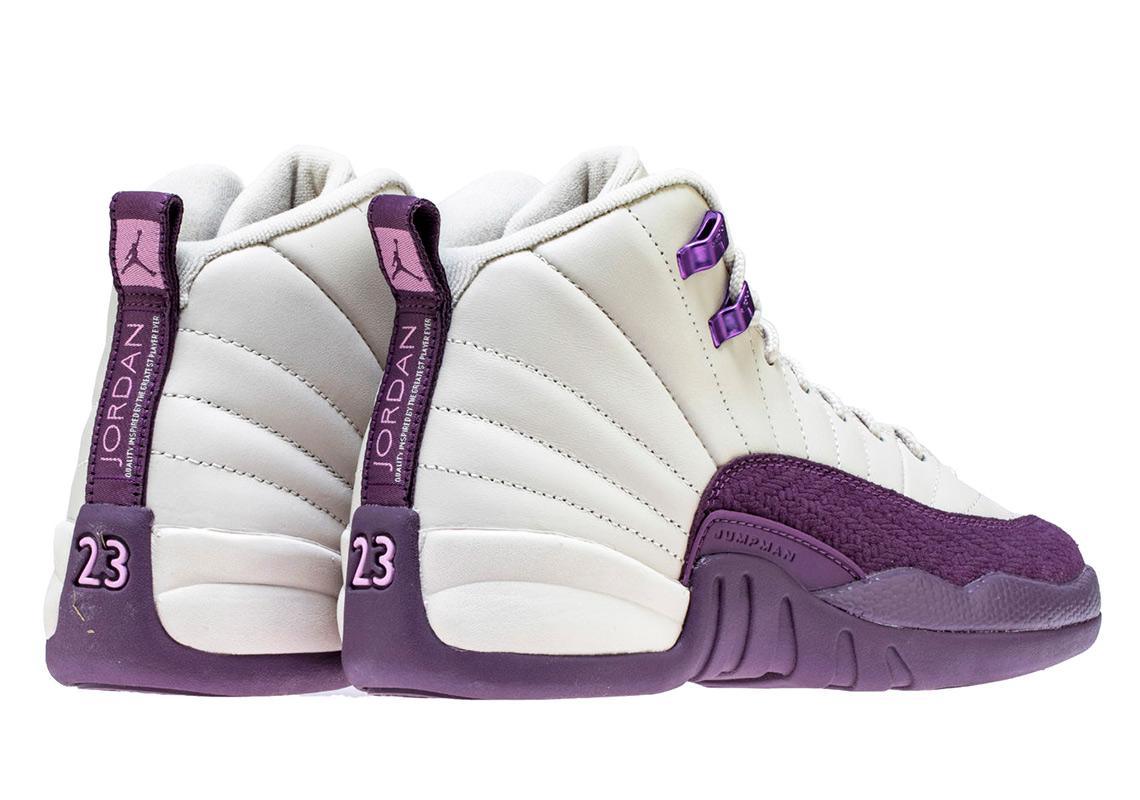Jordan 12 Purple 510815-001 Release