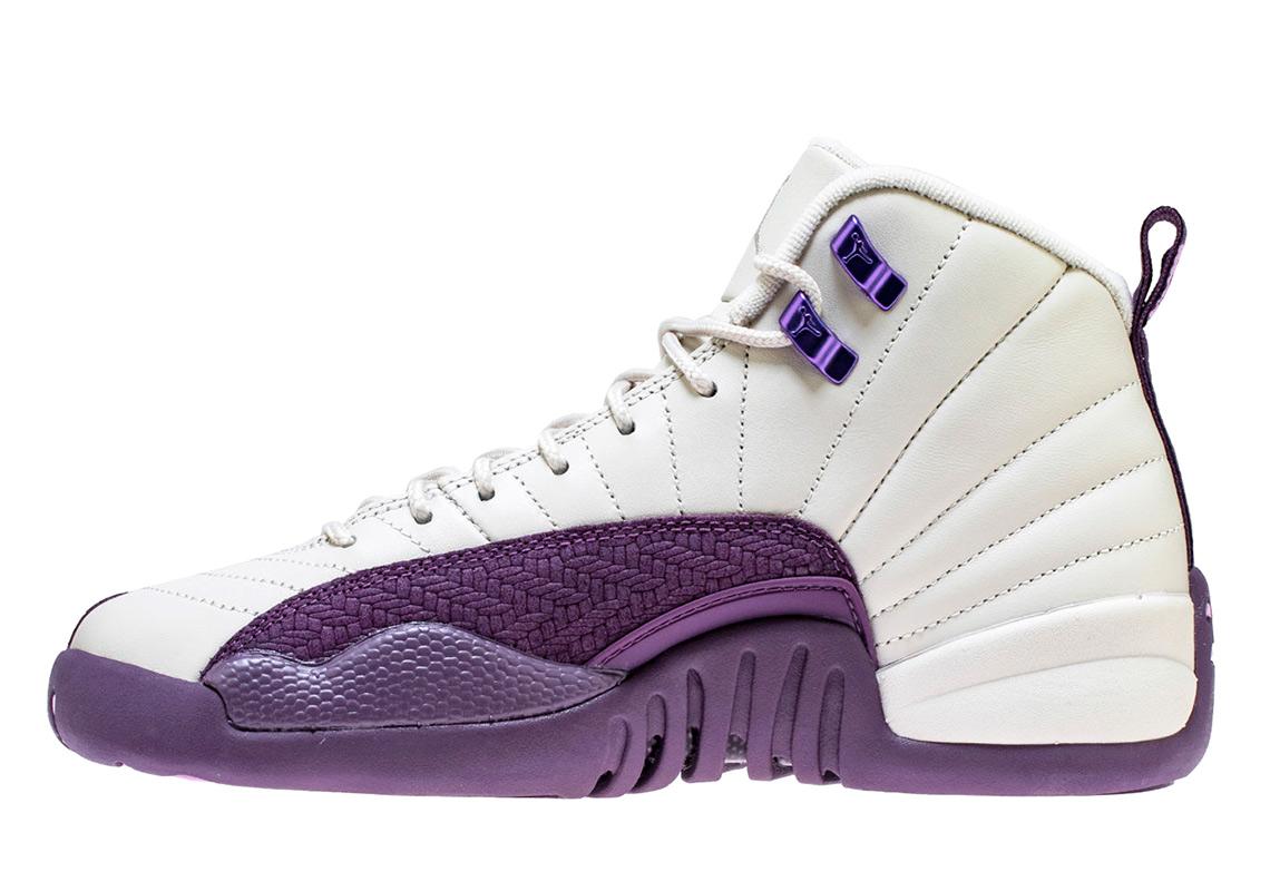 37eccd5268ea Jordan 12 Purple 510815-001 Release Info