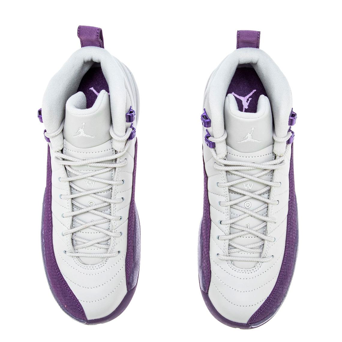 b891779ca17 Jordan 12 Purple 510815-001 Release Info