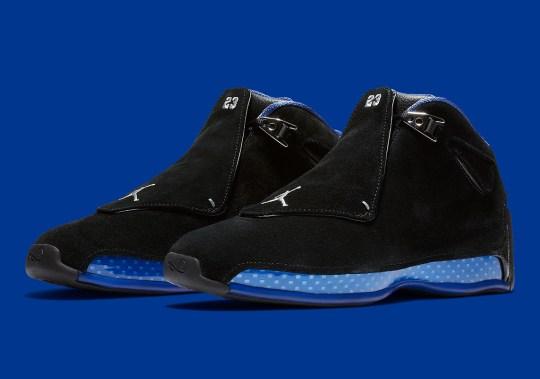 Michael Jordan's Final Shoe As A Player Returns This Month In Original Colors
