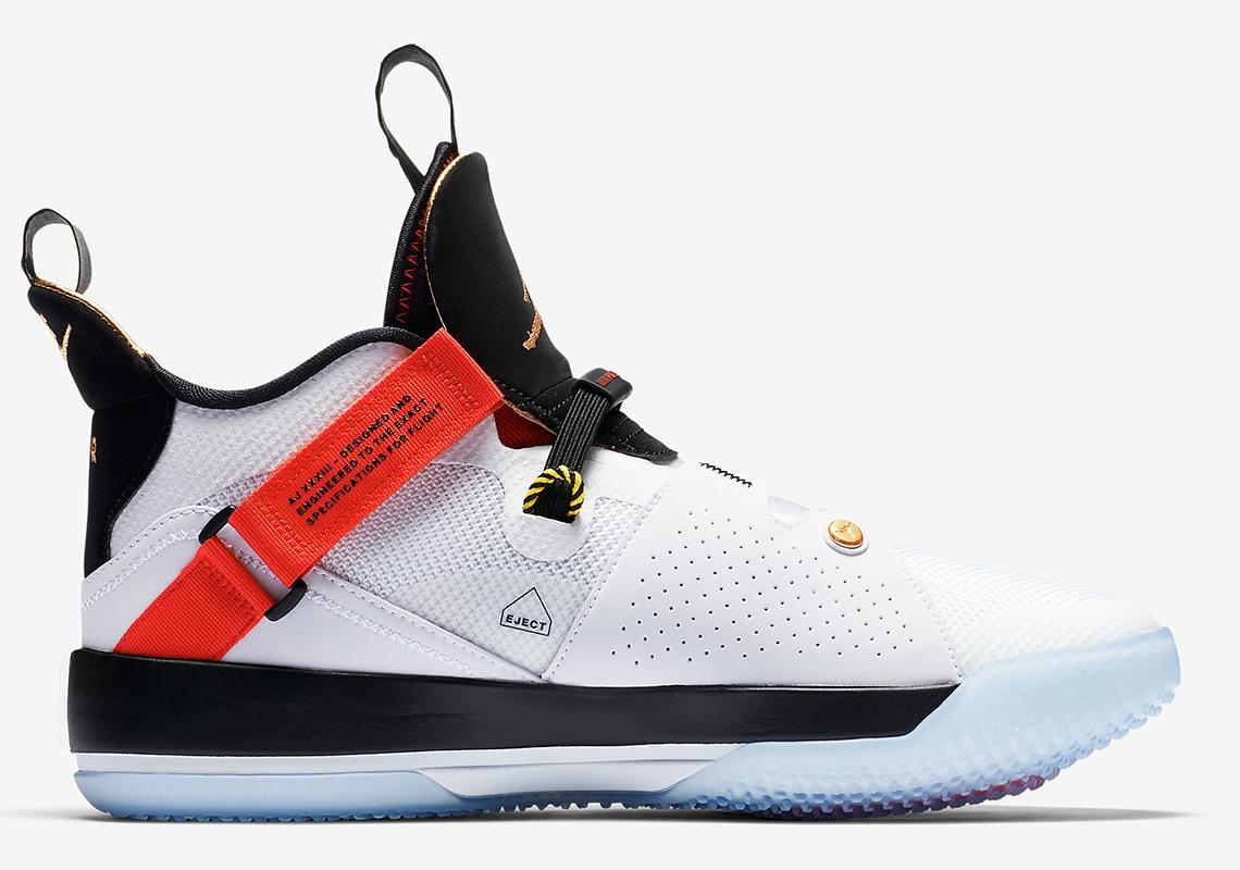 Air Jordan 33 Future Of Flight Where To