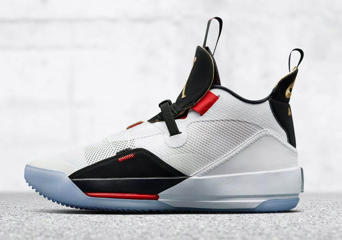 "separation shoes eb90c abcc1 Air Jordan 33 ""Future Flight"" Release Date  October 18, 2018"