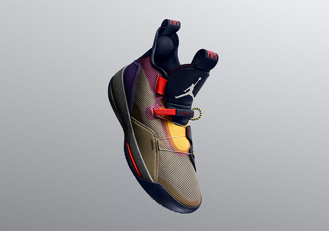 "dbdda98ac1fe The Air Jordan 33 ""Visible Utility"" Releases On November 16th"