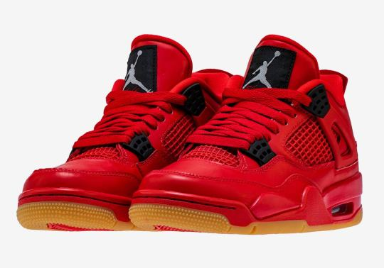 """The Air Jordan 4 """"Singles Day"""" Celebrates A Chinese Holiday"""