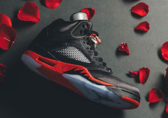 "Where To Buy The Air Jordan 5 ""Satin"""