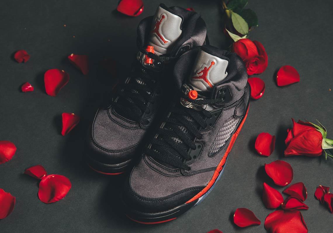 online retailer 60835 72c4b Where To Buy Jordan 5 Satin 136027-006   SneakerNews.com