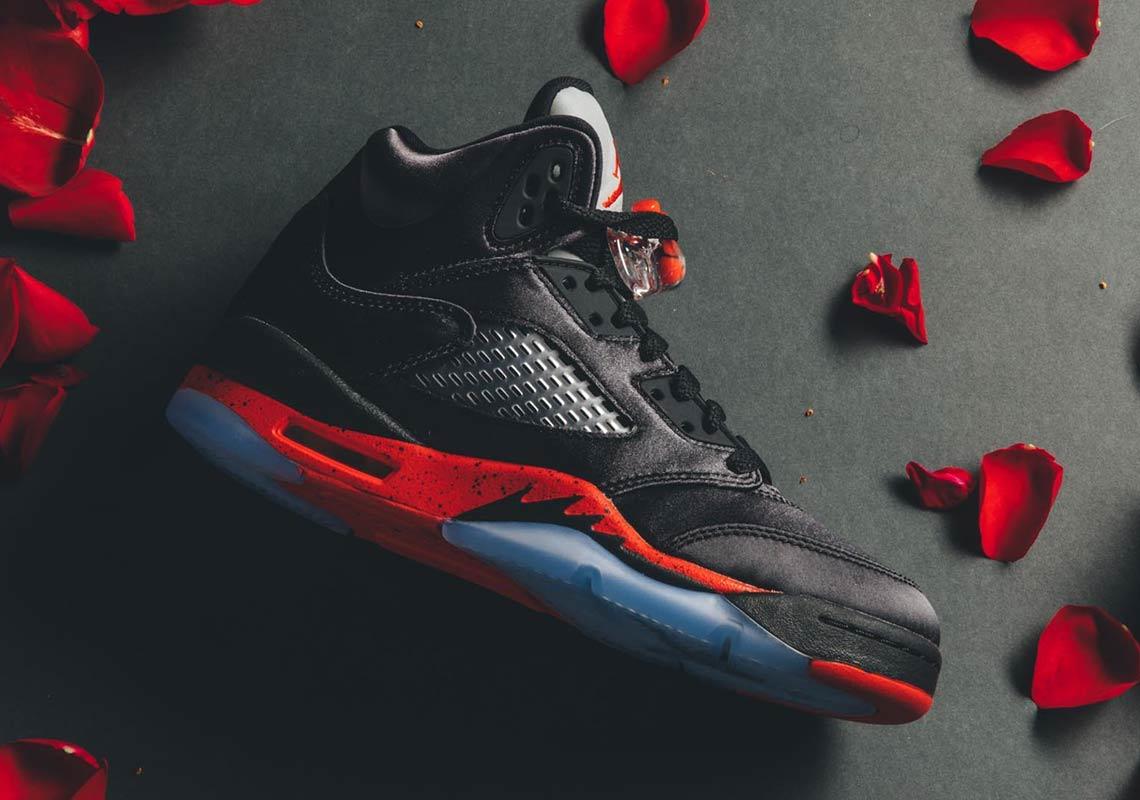 e68f188b4f58 Where To Buy Jordan 5 Satin 136027-006