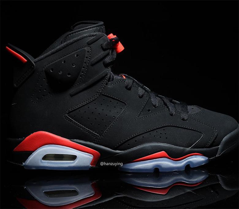 brand new b9731 e5a2c Jordan 6 Infrared 384664-060 2019 Release Info   SneakerNews.com