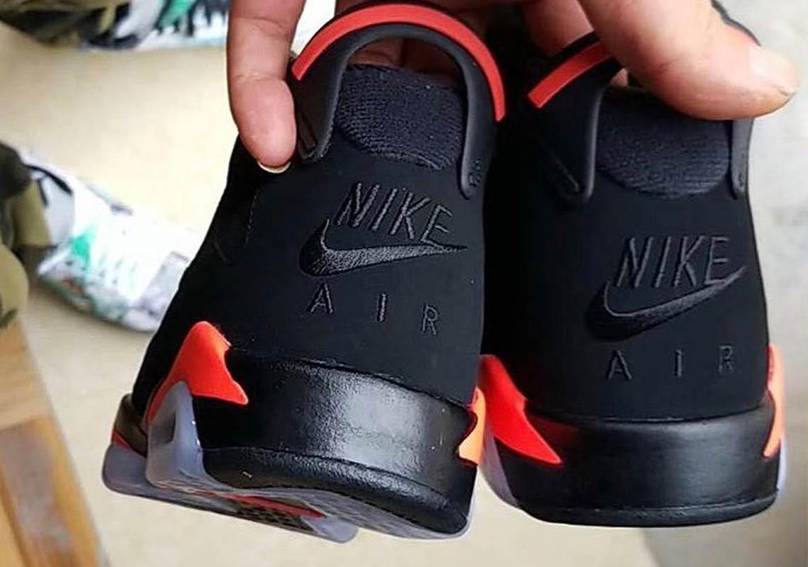 b7624bcb477 Air Jordan 6 Infrared Nike Air 2019 Photos | SneakerNews.com