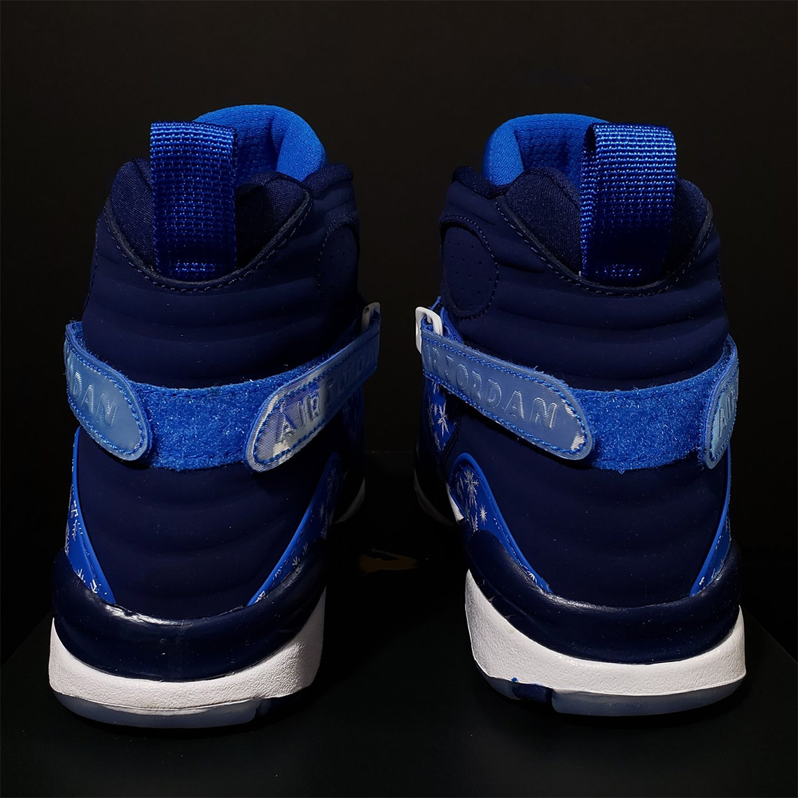 0470875c268eb2 Air Jordan 8. Color  Cobalt Blaze Blue Void White Style Code  305368-400.  Advertisement. Advertisement. Photos  fineline1721