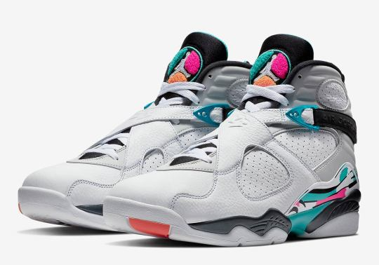 "Where To Buy: Air Jordan 8 ""Turbo Green"""