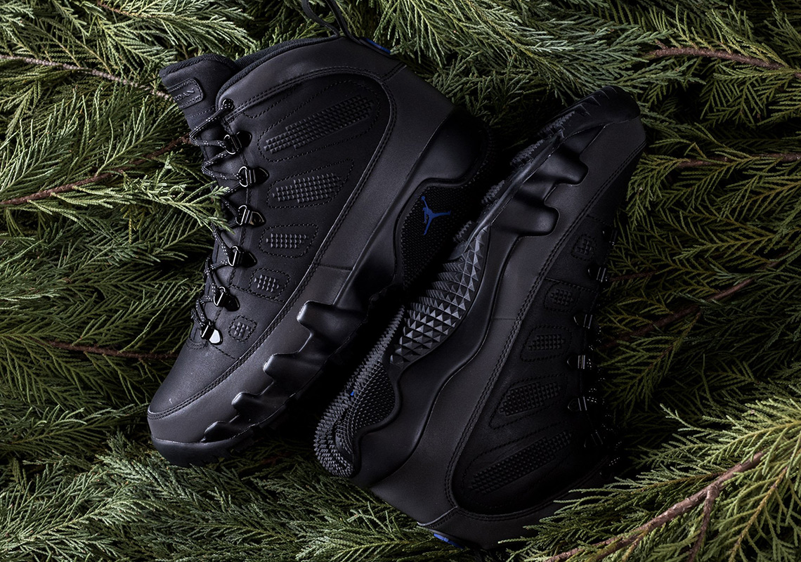 ec24574cea66a4 Air Jordan 9 NRG Boot Release Date  October 13th