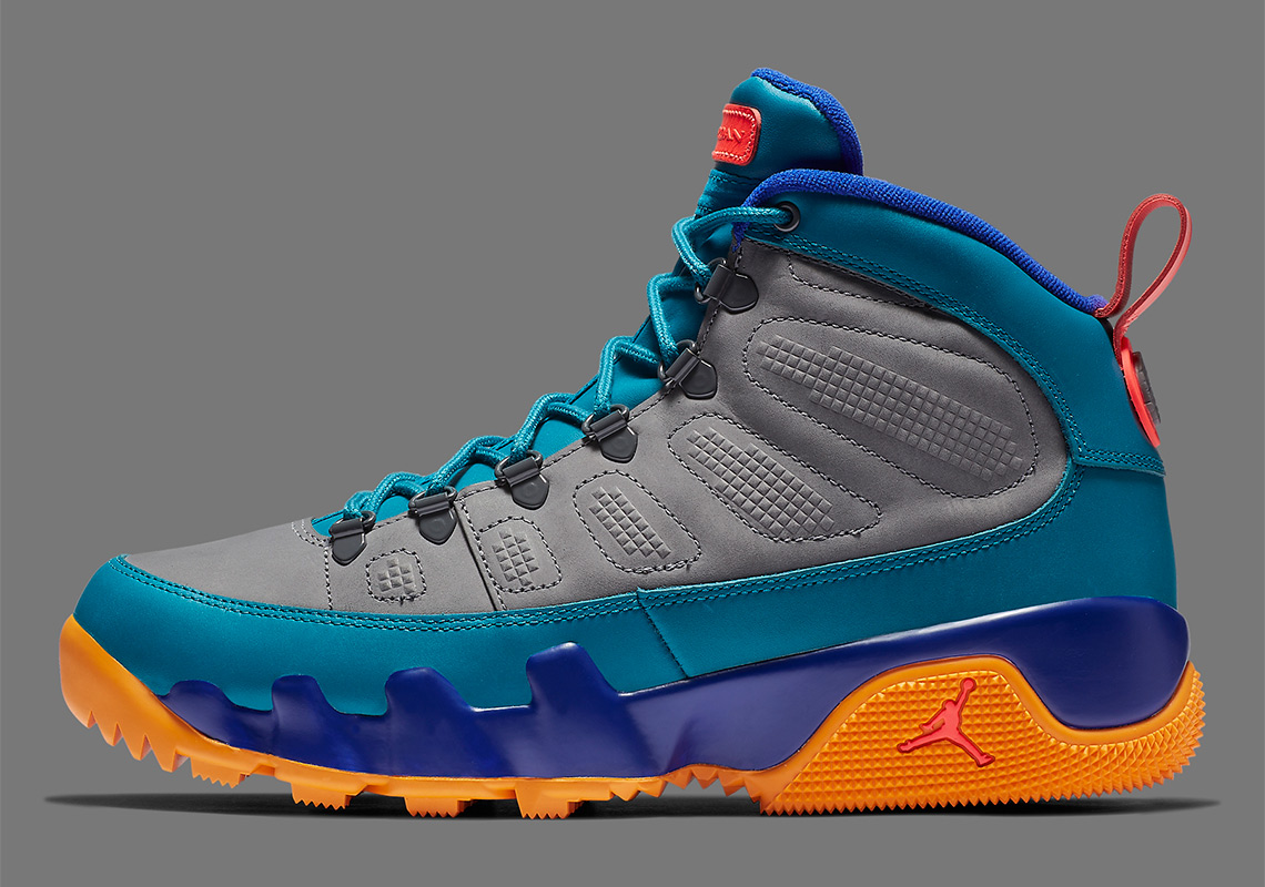 758f4f3a9a89 Air Jordan 9 NRG Boot Release Date  October 24th
