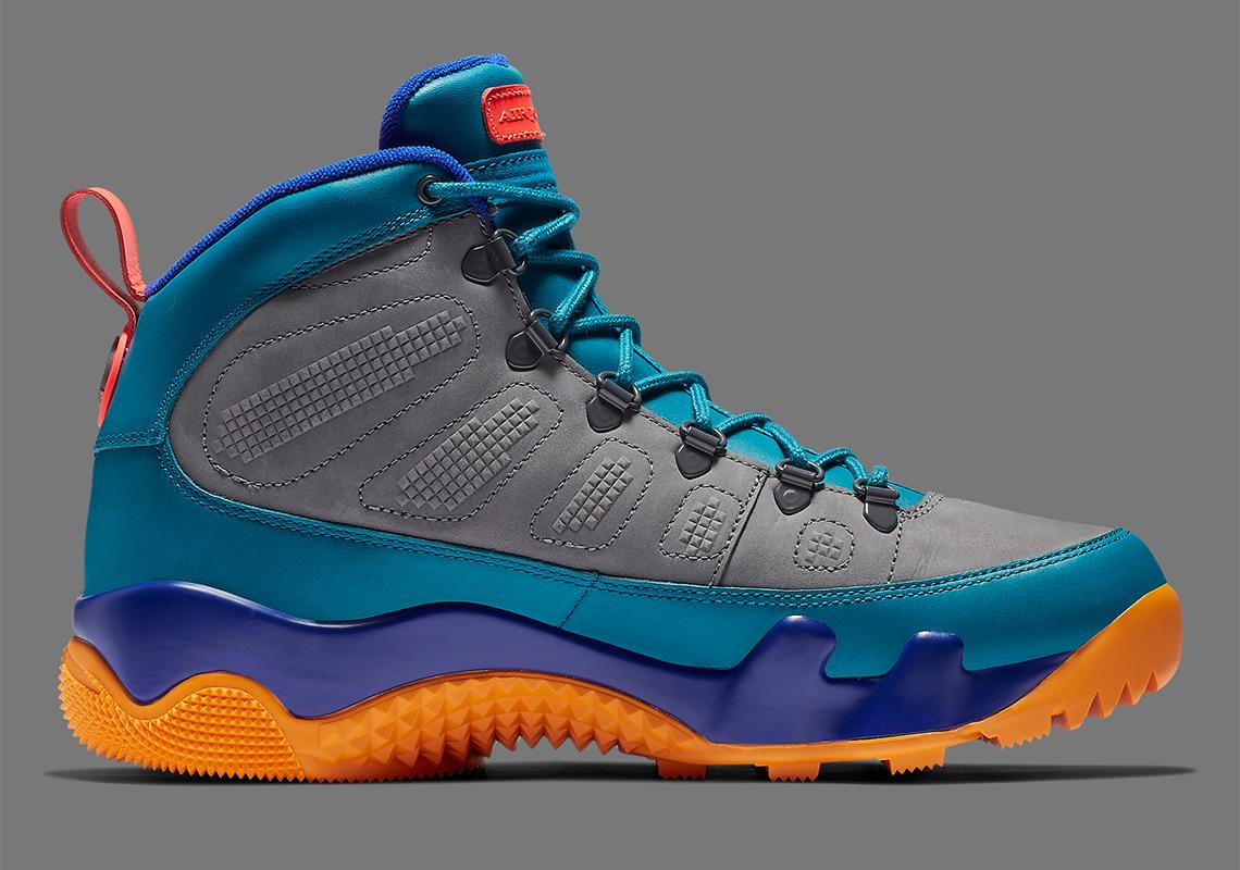new product d6510 45668 Air Jordan 9 NRG Boot AR4491-300 Release Info   SneakerNews.com