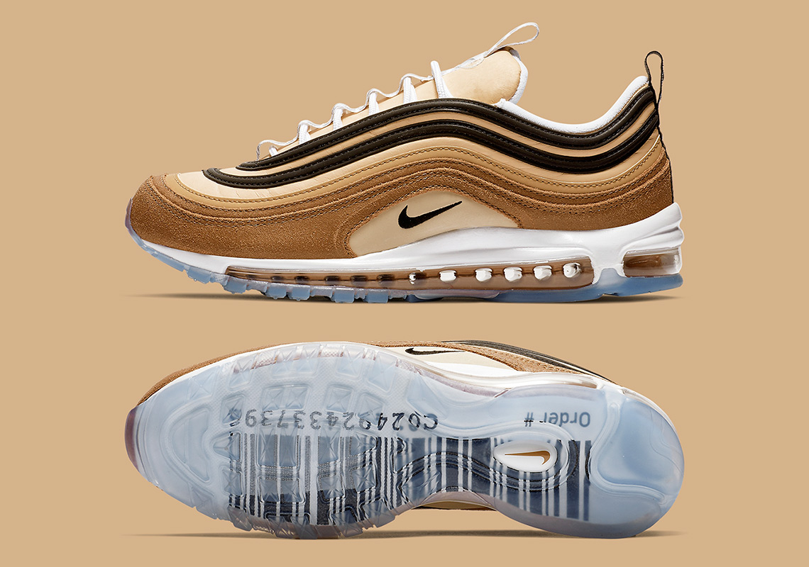 Upcoming Nike Air Max 97 Inspired By Shipping Boxes dff13f1d2