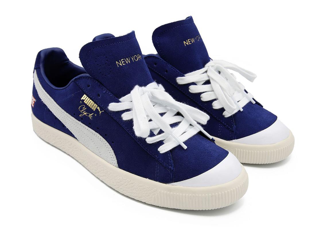 huge discount 1230f 15d49 ALIFE Puma Clyde New York Release Info | SneakerNews.com